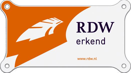 RSL handel RDW erkend